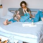 Wie schlimm sind Hausstaubmilben im Bett?