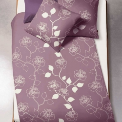 Bettwäsche Fleuresse Olbia-3396-4-mauve