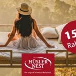 Hüsler Nest Herbstaktion 15%